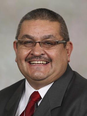Juan Meraz, assistant vice president for multicultural services at Missouri State University.