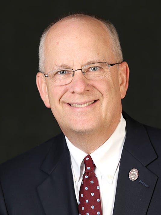 Clif Smart president of Missouri State University.jpg