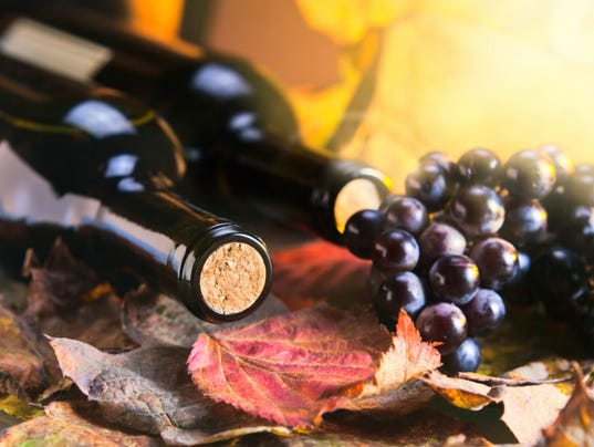 Fall food and wine