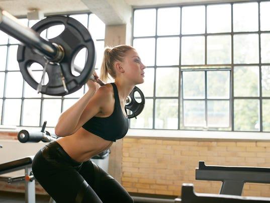 Body Fat Muscle Mass 12