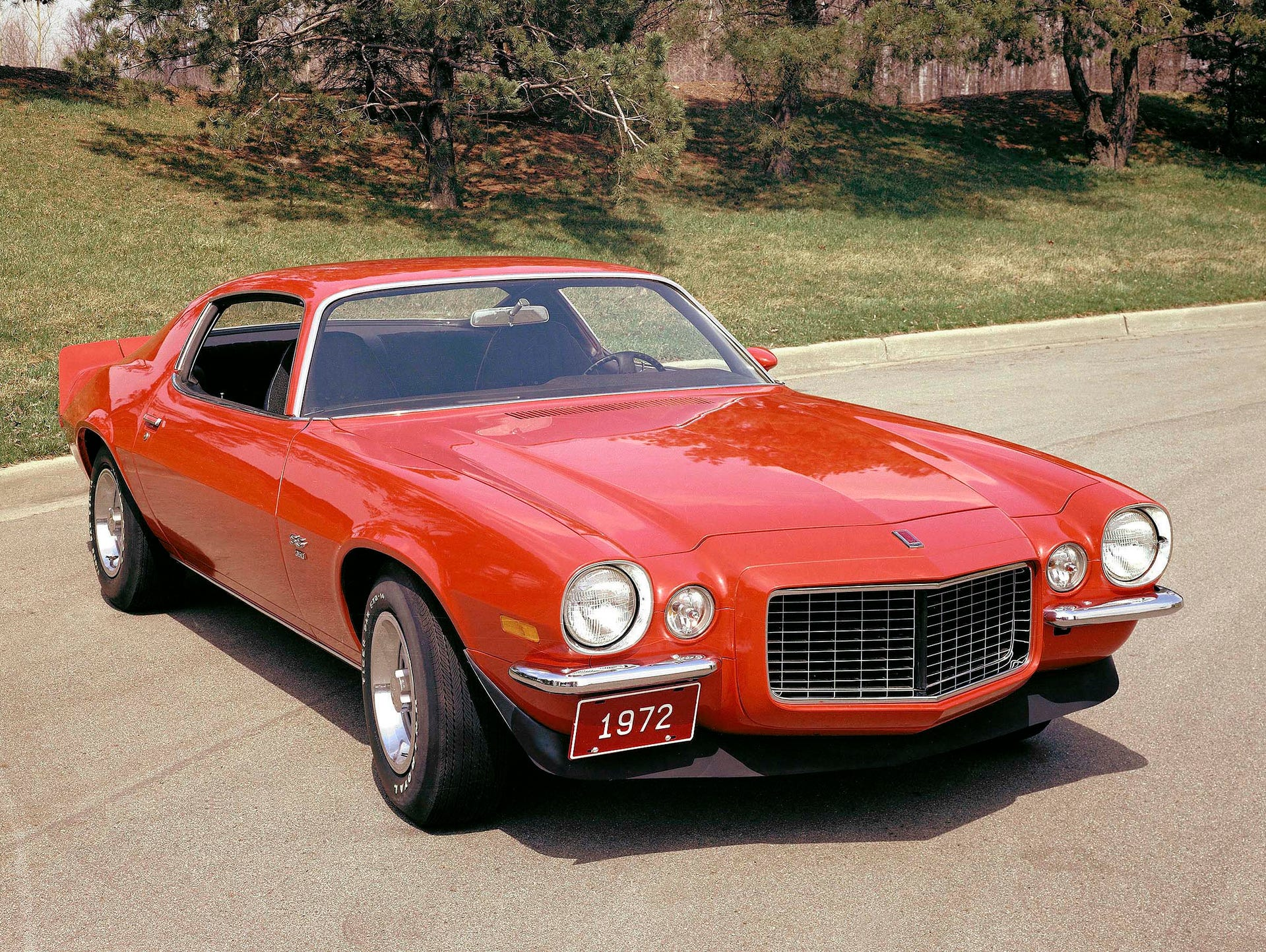 1972: Due to a strike, Camaro would only produce 68,651