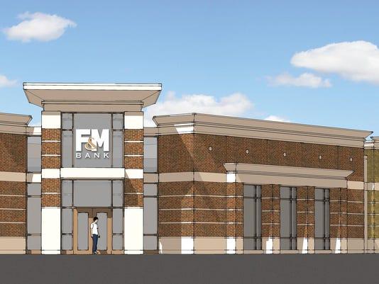F&M Bank_Hendersonville Rendering