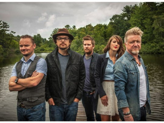 Gaelic Storm performs Saturday night at Taft Theatre.