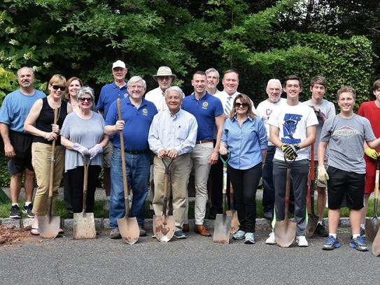 The Rotary Club of Westfield brought together other