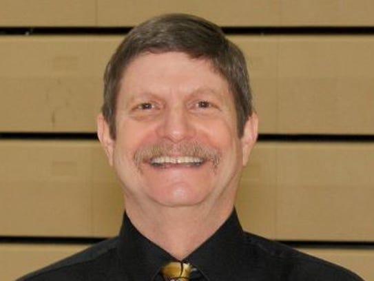 Mark Schneider, superintendent of Mid-Prairie Community