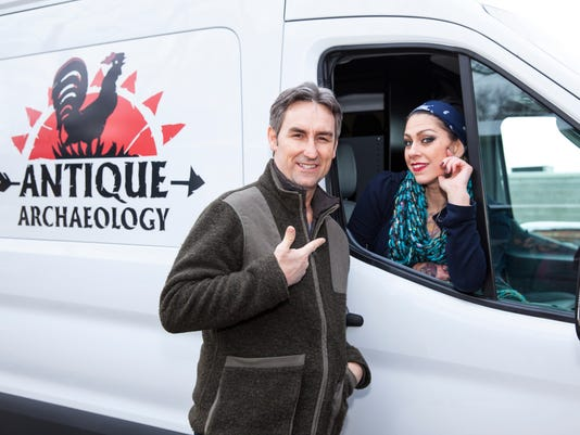 All-New 2015 Ford Transit Joins Cast of American Pickers