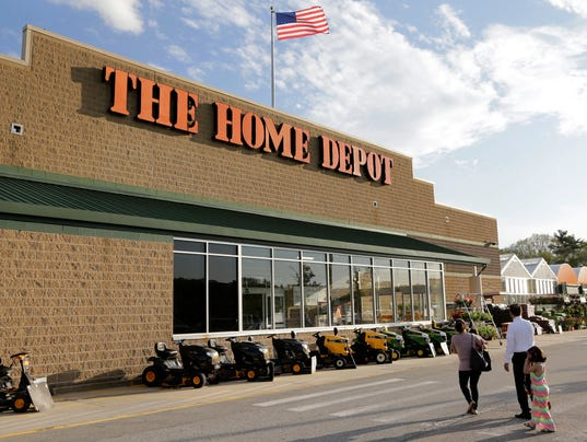 Home Depot racist incident
