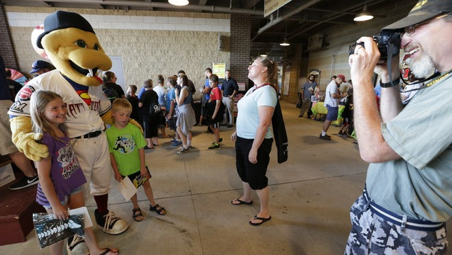 The Timber Rattlers released their weekly promotional schedule Thursday.