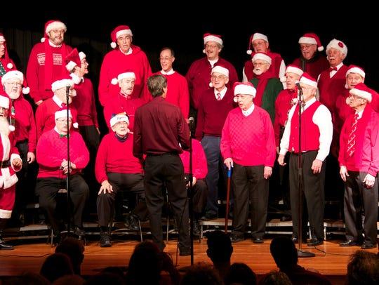 The Harmonyhouse Chorus will perform its Christmas