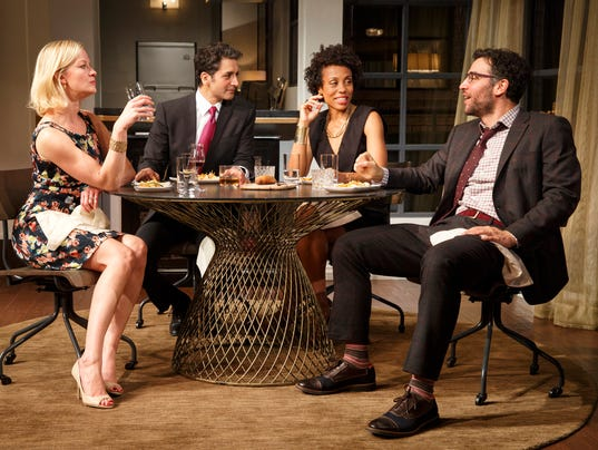Disgraced on Broadway