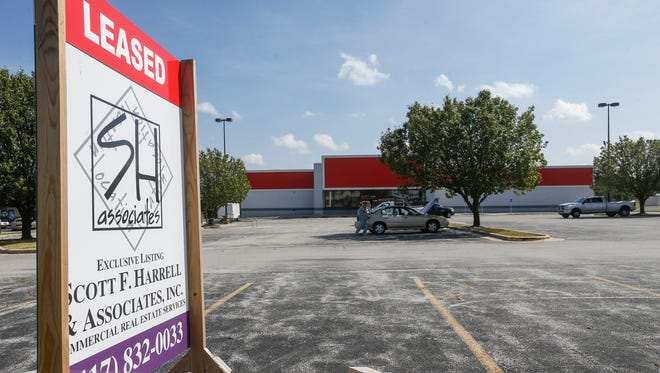 Harbor Freight Tools will be moving into the former Staples building at 2636 N. Kansas Expressway.
