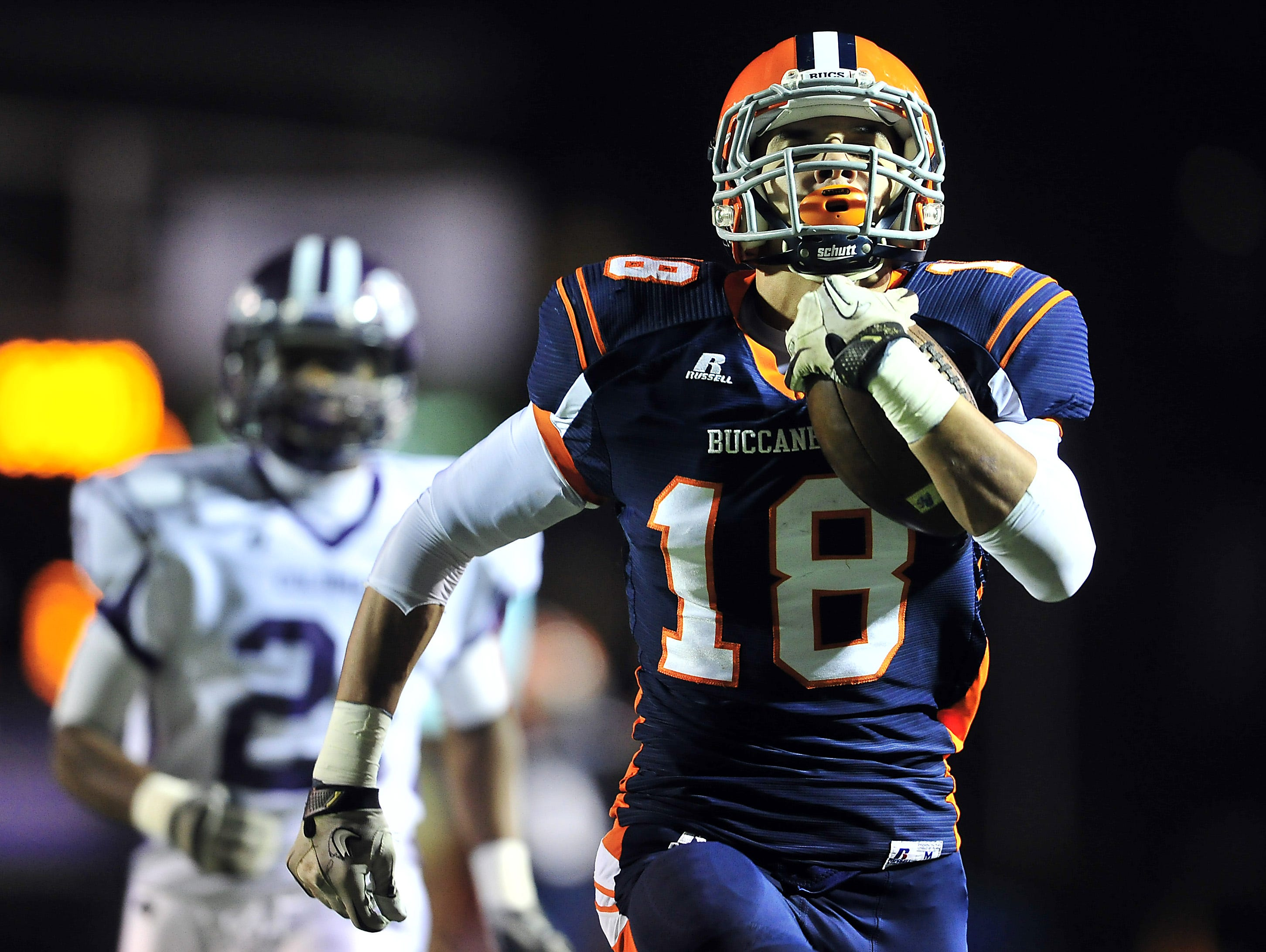 Former Beech standout and current University of Tennessee sophomore Jalen Hurd.