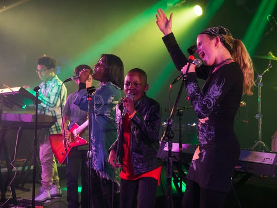 Lakehouse Music Kids perform at the Stone Pony as part
