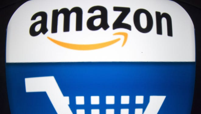 """According to the report, Amazon's Manhattan location would function as a """"mini-warehouse"""" for same-day delivery in New York, product returns and pickups of online orders."""