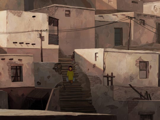 """The Breadwinner"" is set in Afghanistan."