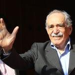El escritor colombiano Gabriel García Márquez, Premio Nobel de Literatura de 1982.