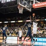Photos: UCF men's basketball falls to UC Irvine