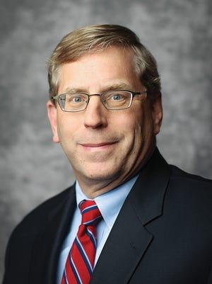 Dr. Michael McNamara is chief of surgery at Williamson Medical Center.