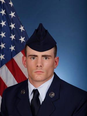 U.S. Air Force Airman Jaydan S. Baker
