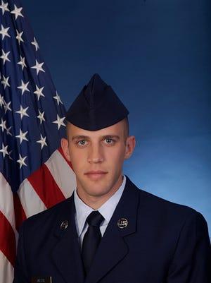 U.S. Air Force Airman 1st Class Trevor Justis