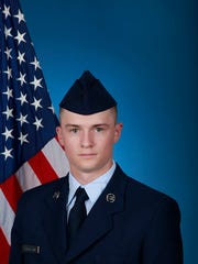 U.S. Air Force Airman Daniel A. Strickland