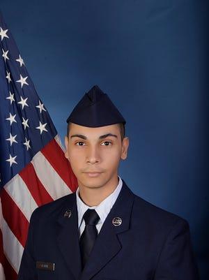 U.S. Air Force Airman Cody A. Olwine