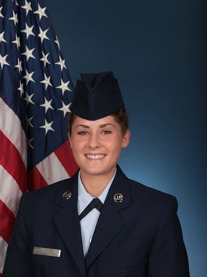 U.S. Air Force Airman 1st Class Darby A. Koger