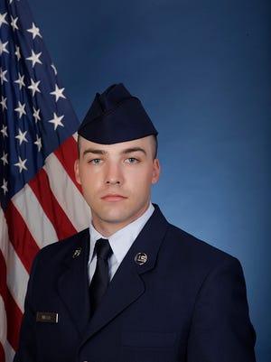U.S. Air Force Airman 1st Class Austin R. Miller