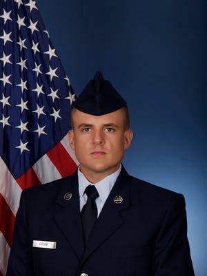 U.S. Air ForceAirman 1st Class Clinton D. Cronk