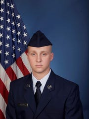 U.S. Air Force Airman Matthew D. Bellusci