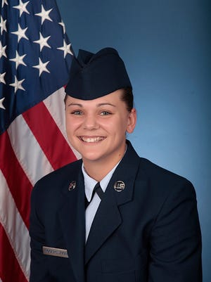 U.S. Air Force Airman Michelle L. Rogers-Fiore