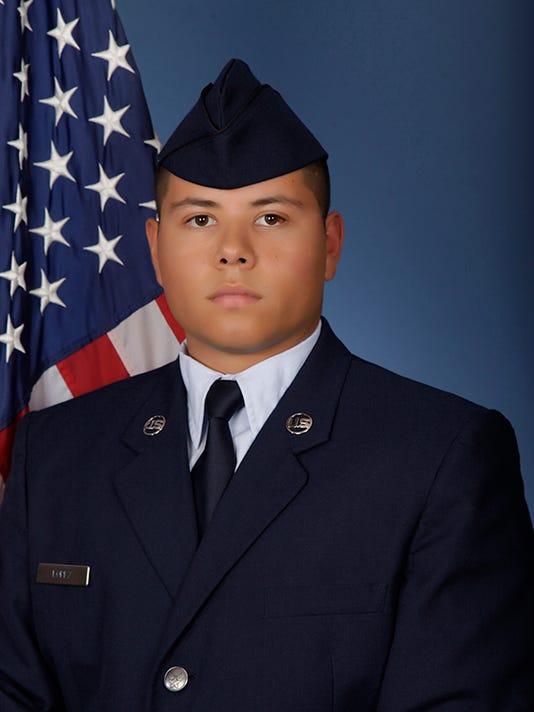 U.S. Air ForceAirman Jose G. Lopez