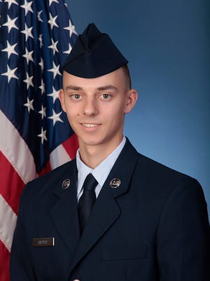 U.S. Air Force National Guard Airman 1st Class Samuel H. Reiter graduated from basic military training at Joint Base San Antonio-Lackland, San Antonio, Texas.