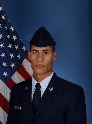 U.S. Air Force Airman 1st Class Elijah K. Richardson