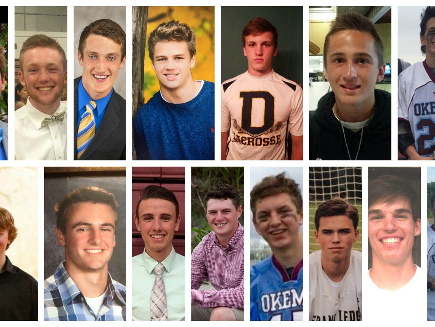 Meet the 2016 State Journal boys lacrosse Dream Team.