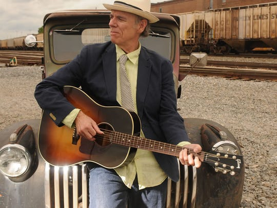 Singer-songwriter John Hiatt says of Lyle Lovett, 'I'm basically Ed McMahon to his Johnny Carson.'