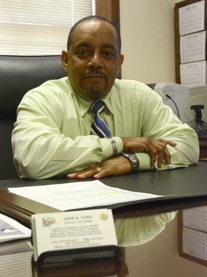 Jose Toro is the new director for the White Sands Missile Range Logistics Readiness Center.