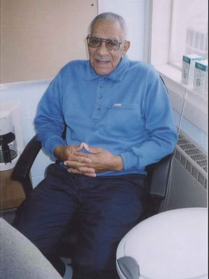 Alfonso Smith worked as a letter carrier after the war. He has also spent decades as chairman of the recreation commission in Ansonia, Conn., his hometown.