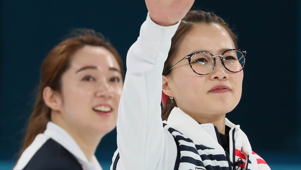2018 Winter Olympics: Korean women's curling team breakout ...