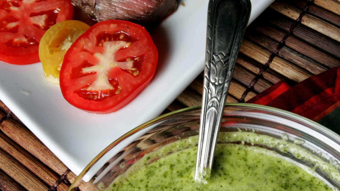 Bistec A La Criolla Colombian Style Creole Steak further Appetizers additionally 5956 furthermore Grilled Steak Tacos With Cilantro Chimichurri Sauce besides Recipes Beyond Cuba Foods Of Latino Caribbean Cuisine. on skirt steak with chimichurri sauce