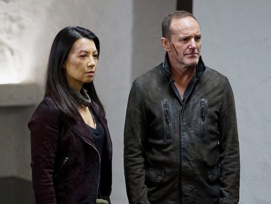 """""""Agents of S.H.I.E.L.D."""" has not been officially canceled by ABC, but the show could see a sixth season."""