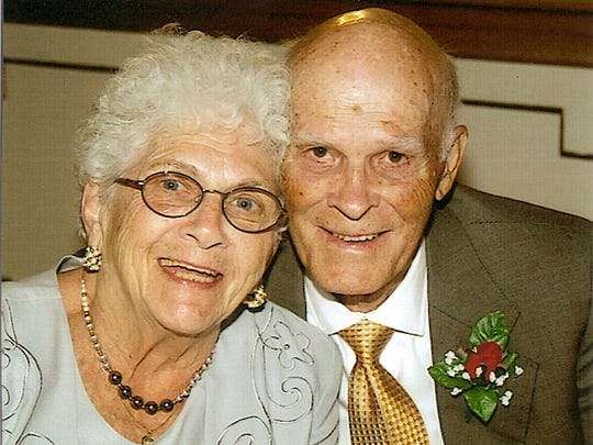 Joe and Helen Auer of East Price Hill lived a long