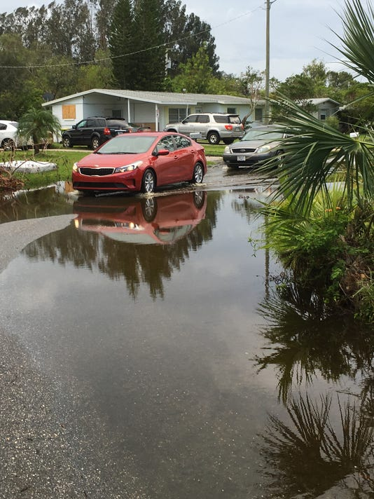 Continued Flooding