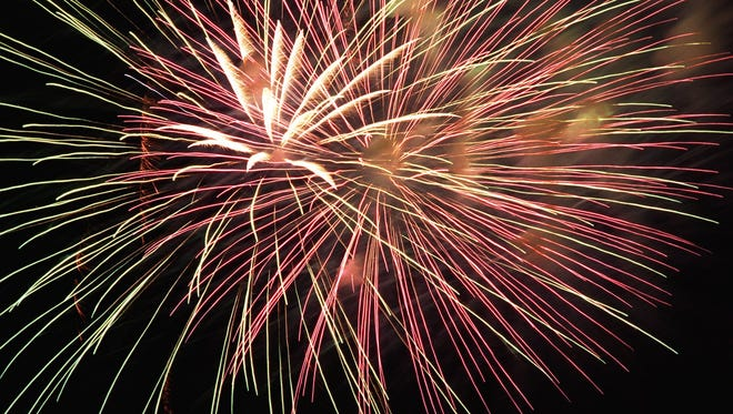 More than 20 people were treated for fireworks-related injuries at Cox and Mercy emergency rooms over the holiday weekend.