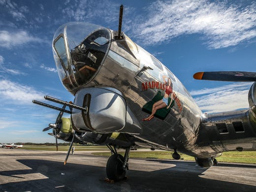 b 17 bomber visit to gatlinburg stalled by weather but coming soon