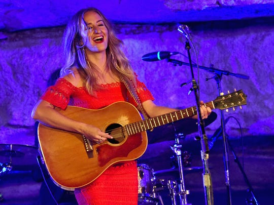 Singer/Songwriter Margo Price performs during Tennessee