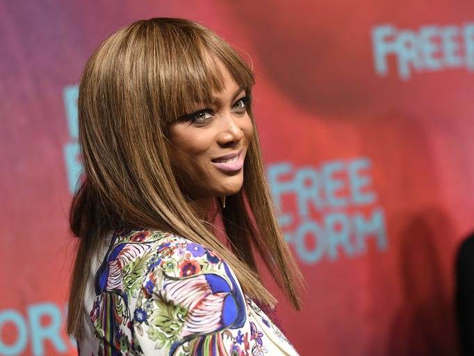 CORRECTS EVENT AND VENUE - Tyra Banks attends the ABC