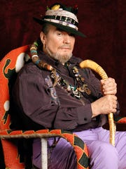 Dr. John has shows coming up in Cape May and Augusta this weekend.