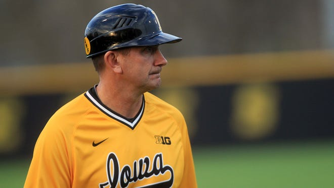 Rick Heller, after leading Iowa to the Big Ten Tournament last year, has created excitement in Iowa baseball that's filling the seats.