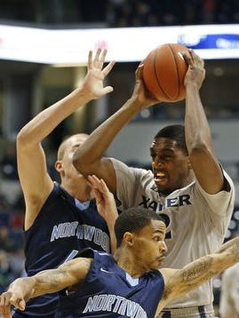 James Farr and Xavier host Northern Arizona at 7 p.m. Friday. The game is on FOX College Sports.